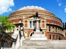 Königlicher Albert Hall Stockbilder