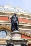 Königlicher Albert Hall, ein Konzertsaal eingeweiht dem Ehemann der Königin Victoria, London, Vereinigtes Königreich Lizenzfreie Stockfotografie