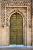 Königlicher Eingang Stockfoto