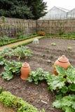 Königlicher Gemüsegarten bei Kew Lizenzfreie Stockfotos