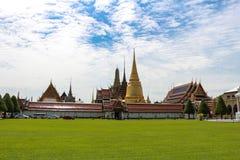 Königlicher großartiger Palast Stockbilder