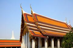 Königlicher großartiger Palast Stockfotos
