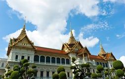 Königlicher großartiger Palast in Bangkok stockbilder