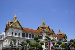 Königlicher großartiger Palast in Bangkok, Thailand Lizenzfreie Stockfotografie