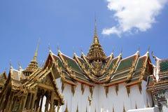 Königlicher großartiger Palast in Bangkok, Thailand stockbilder