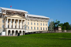 Königlicher Palast lizenzfreie stockfotos
