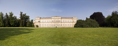 Königlicher Palast Lizenzfreies Stockfoto