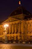 Königlicher Palast in Brüssel stockbild