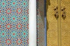 Königlicher Palast in Fes, Marocco Stockfoto
