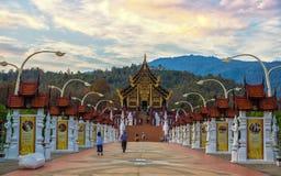 Königlicher Park Rajapruek Stockbilder