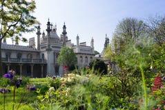Königlicher Pavillion, Brighton Stockbild