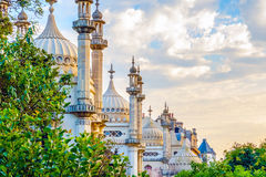 Königlicher Pavillion in Brighton stockbild