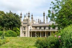 Königlicher Pavillion in Brighton Lizenzfreie Stockfotografie