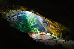 Königlicher Pavillon errichtet von König Rama V, Nationalpark Thailand Samroiyod Lizenzfreie Stockfotografie