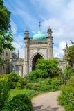 Königlicher Pavillon-Nordtor Brighton Lizenzfreies Stockbild