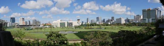 Königlicher Rasen-Club in Bangkok Lizenzfreies Stockbild