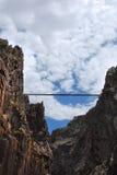 Königlicher Schlucht-Weg Stockbilder