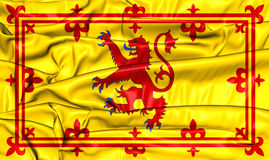Königlicher Standard von Schottland Lizenzfreie Stockbilder