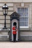 Königliches Abdeckung-Buckingham Palace Lizenzfreie Stockbilder