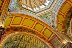 Königliches Ausstellung-Gebäude Stockfotografie