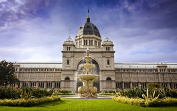 Königliches Ausstellung-Gebäude stockfotos