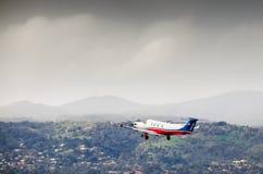 Königliches Flugzeug Fliegen-Doktors Service Stockbilder