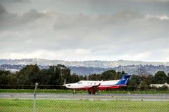 Königliches Flugzeug Fliegen-Doktors Service Stockfoto