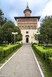 Königliches Heiliges Nicholas Church, Iasi, Rumänien stockfotografie