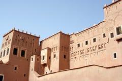 Königliches kasbah Stockbild