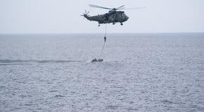 Königliches Marinekommando Lizenzfreie Stockfotos