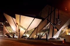 Königliches Ontario-Museum Stockfotografie