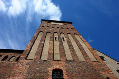 königliches Schloss Stockbild