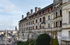 Königliches Schloss Blois, Frankreich Lizenzfreie Stockbilder