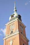 Königliches Schloss, Warschau, Polen lizenzfreie stockfotos