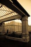 Königliches Whitaker Haus Halifax- Lizenzfreie Stockfotos