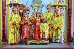 Königsfamilie (ii) Lizenzfreie Stockbilder