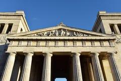 Königsplatz München Stock Foto