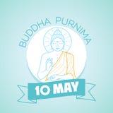 10 können Buddha-purnima Stockfotos