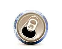 Können Sie vom Soda stockfotos