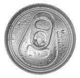 Können Sie vom Soda mit Wassertropfen Lizenzfreie Stockfotografie