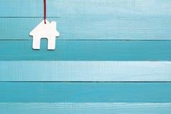 Köp av lägenheten och huset Arkivbild