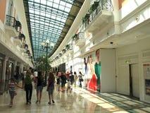 Köpcentrum Royaltyfri Fotografi