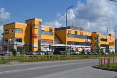 Köpcentrum Arkivbild