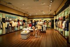 Köpcentrum i ShenZhen Royaltyfri Foto