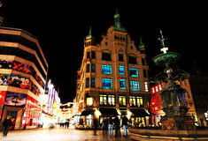 Köpenhamn Danmark Fotografering för Bildbyråer