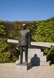 Köpenhamn Danmark - monument av den Frederick VII konungen av Danmark Fotografering för Bildbyråer