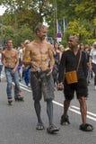Köpenhamn Pride Parade 2016 arkivfoto