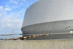 Köpenhamnakvarium fotografering för bildbyråer