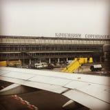 Köpenhamnflygplats Arkivbilder
