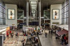 Köpenhamnflygplatsterminal Arkivbild